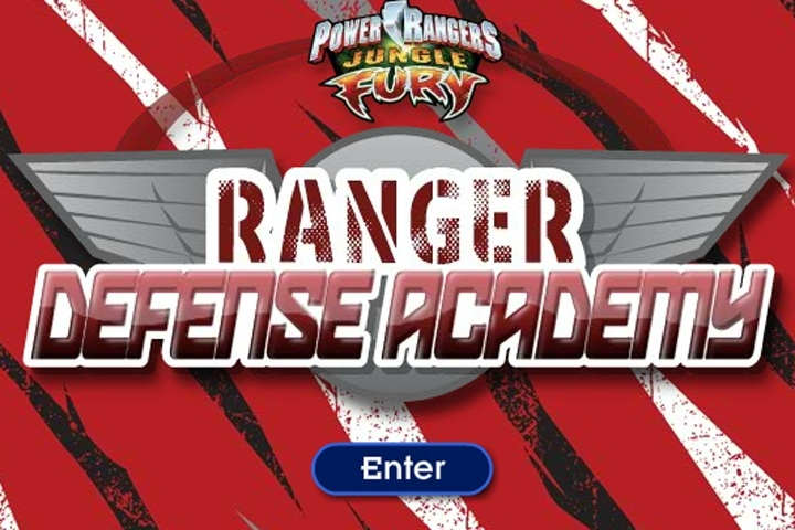 Power rangers jungle fury ranger defense academy game power power rangers jungle fury ranger defense academy game voltagebd Choice Image