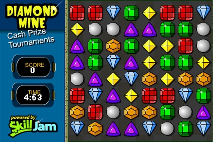 Diamonds Games Free