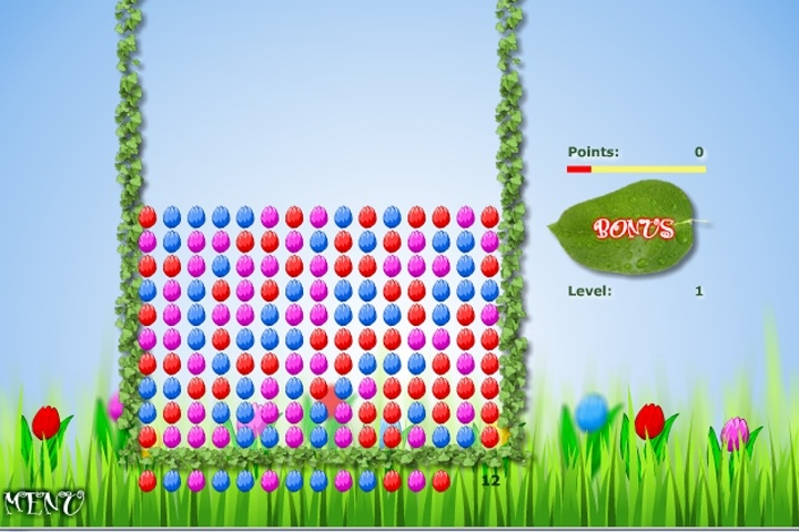 Flower Power Game - Match 3 games - Games Loon