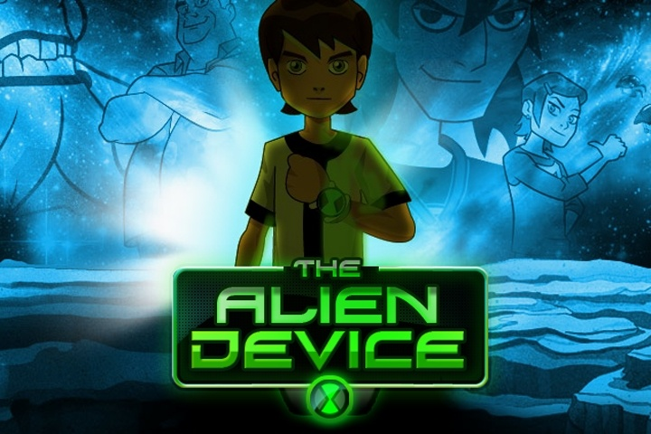 Ben 10 The Alien Device Game Adventure Online Info