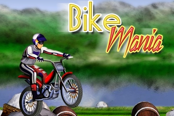 Bike Mania Game - Extreme Sports games - Games Loon