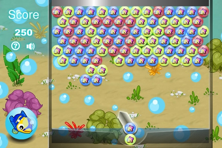 bubble bounce game free online