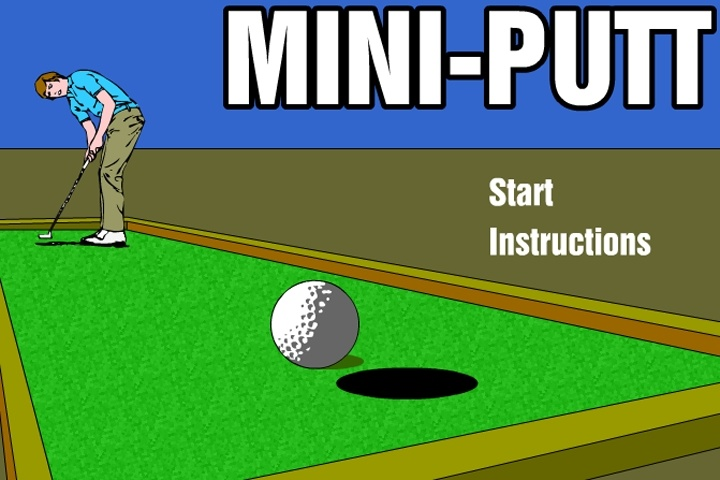 Mini Putt Games - Play Mini Putt Games on Free Online Games