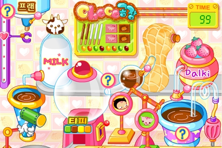 Sue Chocolate Candy Maker Game - Sue games - Games Loon