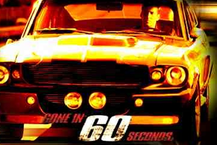 Gone In 60 Seconds Game - Car & Sports Car games - Games Loon