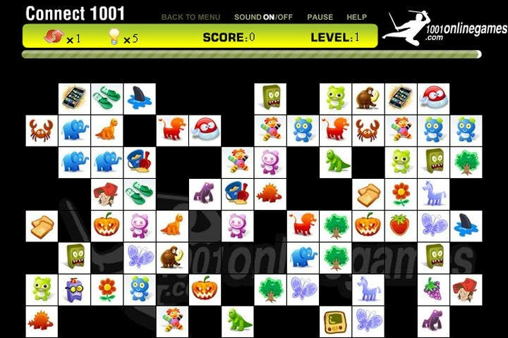 Connect 1001 Game
